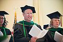 G. Scott Warerman, M.D. Commencement, class of 2013.