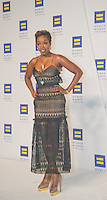 Washington DC,September 10, 2016, USA:  The 20th Annual Human Rights Campaign (HRC) dinner takes place in Washington DC. Speakers and entertainment includes, singer Estelle.  Patsy Lynch/MediaPunch