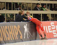 SCHAATSEN: BERLIJN: Sportforum Berlin, 06-03-2016, ISU WK Allround, ©foto Martin de Jong