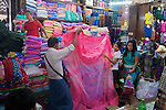 Selling Clothing, Gyee Zai Market