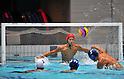 Naoki Shimizu (All Nippon Sport Science University), OCTOBER 2, 2011 - Water Polo : Japan Challenge 2011 match Men's Final Match between All Nippon Sport Science University 11 -10 Waseda University Polo Club at Tatsumi International Swimming Pool, Tokyo, Japan. (Photo by Jun Tsukida/AFLO SPORT) [0003]