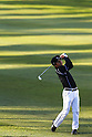 Keiichiro Fukabori, MAY 12, 2012 - Golf : Keiichiro Fukabori watches his approach shot to the 18th hole during the PGA Championship Nissin Cupnoodles Cup 2012 3rd round at Karasuyamajo Country Club, Tochigi, Japan. (Photo by Yusuke Nakanishi/AFLO SPORT) [1090]