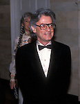 Fashion designer Yves Saint-Laurent at a January 1985 event at the White House for the Inauguration of President Ronal Reagan.