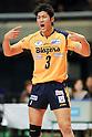 Yusuke Ishijima (Blazers), MARCH 5, 2011 - Volleyball : 2010/11 Men's V.Premier League match between F.C.Tokyo 0-3 Sakai Blazers at Tokyo Metropolitan Gymnasium in Tokyo, Japan. (Photo by AZUL/AFLO).