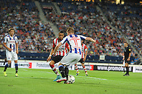 VOETBAL: HEERENVEEN: Abe Lenstra Stadion 22-08-2015, SC Heerenveen - PSV, uitslag 1-1, ©foto Martin de Jong