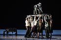 London, UK. 10.04.2013. Fabulous Beast Dance Theatre presents THE RITE OF SPRING at Sadler's Wells. Picture shows:  Bill Lengfelder. Photograph © Jane Hobson.