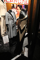Wardrobe from &quot;Scandal&quot;<br /> at the Celebration of Entertainment Awards Exhibit Opening, The Hollywood Museum, Hollywood, CA 02-19-14<br /> David Edwards/Dailyceleb.com 818-249-4998