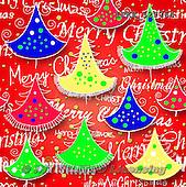 Christmas - Giftwrap paintings