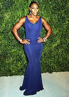 NEW YORK CITY, NY, USA - NOVEMBER 03: Serena Williams arrives at the 11th Annual CFDA/Vogue Fashion Fund Awards held at Spring Studios on November 3, 2014 in New York City, New York, United States. (Photo by Celebrity Monitor)