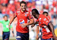 Independiente Medellin vs Tigres FC, 26-02-2017. LA II_2017