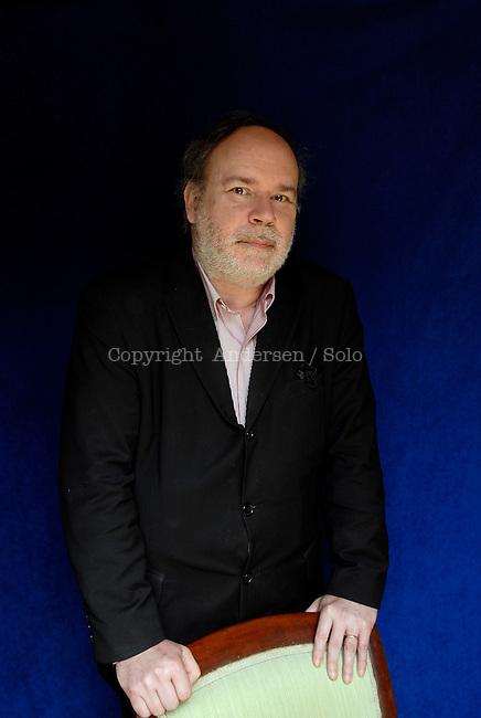 Marc Lambron, French writer.