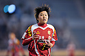 Ji So-Yun (Leonessa), NOVEMBER 30, 2011 - Football / Soccer : TOYOTA Vitz Cup during Frendiy Women's Football match INAC Kobe Leonessa 1-1 Arsenal Ladies FC at National Stadium in Tokyo, Japan. (Photo by Jun Tsukida/AFLO SPORT) [0003]