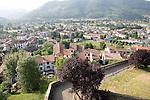 St Jean Pied de Port, Basque Country, Pyrenees-Atlantiques, Aquitaine, France