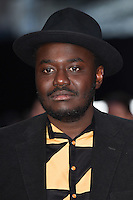 LONDON, UK. October 16, 2016: Babou Ceesay at the London Film Festival 2016 premiere of &quot;Free Fire&quot; at the Odeon Leicester Square, London.<br /> Picture: Steve Vas/Featureflash/SilverHub 0208 004 5359/ 07711 972644 Editors@silverhubmedia.com