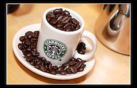 Starbucks Coffee Company - 32 Fleet Street, London WC1 - 12th July 2004