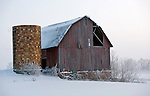 A collection of Barns that still can be seen while traveling the countryside in  the beautiful State of Wisconsin.<br /> Columbia County- Barn photos on East Salem Rd. near Columbus.