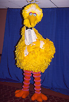 Big Bird Sesame Street By Jonathan Green<br />