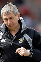 Leicester, ENGLAND, Wasps chief coach Ian McGeechan, Guinness Premiership Rugby,  Leicester Tigers vs London Wasps © Peter Spurrier/Intersport-images.com.