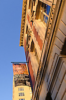 Neue Galerie is a museum of early twentieth-century German and Austrian art and design, 86th Street and Fifth Avenue, Manhattan, New York City, New York, USA
