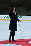 CNN's Soledad O'Brien Attends The 2012 Skating with the Stars <br /> honoring Vera Wang, Ellen Lowey, and Rhonda Ross: A benefit gala for Figure Skating in Harlem, Held at Wollman Rink in Central Park NY   4/2/12