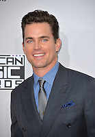 LOS ANGELES, CA. November 20, 2016: Actor Matt Bomer at the 2016 American Music Awards at the Microsoft Theatre, LA Live.<br /> Picture: Paul Smith/Featureflash/SilverHub 0208 004 5359/ 07711 972644 Editors@silverhubmedia.com