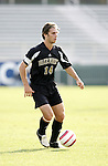 Wake's Ryan Solle on Wednesday, November 9th, 2005 at SAS Stadium in Cary, North Carolina. The University of Maryland Terrapins defeated the Wake Forest University Demon Deacons 2-1 during their Atlantic Coast Conference Tournament Quarterfinal game.