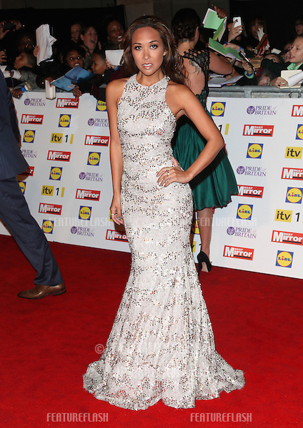 Myleene Klass arriving for the 2012 Pride of Britain Awards, at the Grosvenor House Hotel, London. 29/10/2012 Picture by: Alexandra Glen / Featureflash