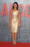 Cynthia Addai-Robinson at the &quot;The Accountant&quot; European film premiere, Cineworld Empire cinema, Leicester Square, London, England, UK, on Monday 17 October 2016.<br /> CAP/CAN<br /> &copy;CAN/Capital Pictures /MediaPunch ***NORTH AND SOUTH AMERICAS ONLY***
