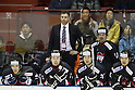 Mark Mahon (JPN), .MARCH 31, 2012 - Ice Hockey : .Ice Hockey Japan - Korea Exchange Game .between Japan 2-0 South Korea .at DyDo Drink Ice Arena, Tokyo, Japan. .(Photo by YUTAKA/AFLO SPORT) [1040]