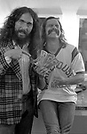 Tommy Chong, Cheech Marin, Berkeley Community Theater, 6/18/72