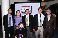 2012 US Sailing Team Sperry Top-Sider Awards - StFYC