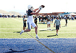2BLU4310<br /> <br /> The BYU Football Team holds a public practice and Fan Fest at Dixie High School in St. George, Utah.<br /> <br /> 2017 BYU Football - Spring Practice March 17, 2017<br /> <br /> March 17, 2017<br /> <br /> Photo by Jaren Wilkey/BYU<br /> <br /> &copy; BYU PHOTO 2017<br /> All Rights Reserved<br /> photo@byu.edu  (801)422-7322