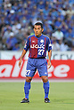 Teruyoshi Ito (Ventforet), JULY 9th, 2011 - Football : 2011 J.League Division 1 match between Ventforet Kofu 1-2 Shimizu S-Pulse at Yamanashi Chuo Bank Stadium in Yamanashi, Japan. (Photo by Kenzaburo Matsuoka/AFLO).
