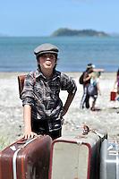 William Thomson, Petone Settlers 175th Anniversary on the Petone Foreshore, Lower Hutt, New Zealand on Sunday 19 January 2015. <br /> Photo by Masanori Udagawa.<br /> www.photowellington.photoshelter.com.