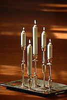 Collenette Dinner Candles - Beauty Images