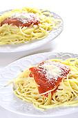Italian Pasta hot and ready to go