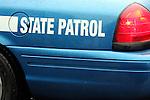 Wisconsin State Patrol car