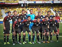 USMNT U-23 vs Colombia, March 25, 2016
