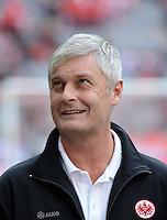 FUSSBALL   1. BUNDESLIGA  SAISON 2012/2013   11. Spieltag FC Bayern Muenchen - Eintracht Frankfurt    10.11.2012 Trainer Armin Veh (Eintracht Frankfurt)