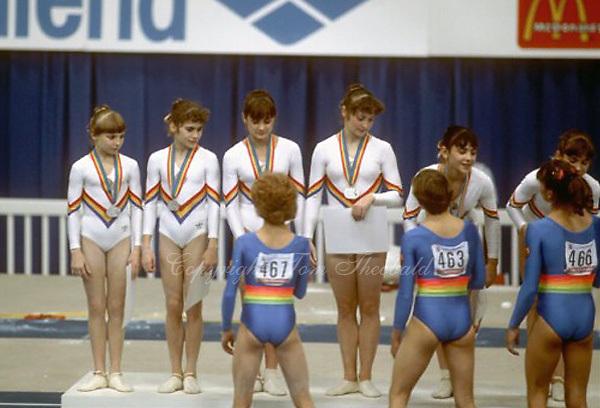 east german gymnasts doping
