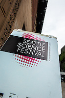 Seattle Science Festival 2013 Opening Night