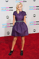 11/20/11 Los Angeles, CA: Jenny Mccarthy during the arrivals at the 2011 American Music Awards held at the Nokia Theatre.
