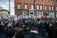 11.01.2014 - Vigil for Mark Duggan in Tottenham