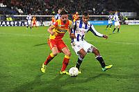 VOETBAL: ABE LENSTRA STADION: HEERENVEEN: 30-11-2013, SC Heerenveen - Go Ahead Eagles, uitslag 3-1, ©foto Martin de Jong