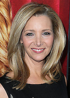 HOLLYWOOD, LOS ANGELES, CA, USA - NOVEMBER 05: Lisa Kudrow arrives at the Los Angeles Premiere Of HBO's 'The Comeback' held at the El Capitan Theatre on November 5, 2014 in Hollywood, Los Angeles, California, United States. (Photo by Xavier Collin/Celebrity Monitor)