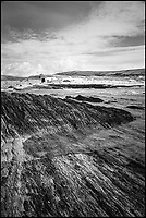 Croyde Beach, North Devon | Black & White