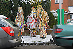 OTTERBOURNE MUMMERS  TRADITIONAL ENGLISH CHRISTMAS BRITISH FOLK PLAY HAMPSHIRE