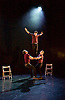 Bromance <br /> Barely Methodical Troupe Opening the London International Mime Festival <br /> at Platform Theatre, London, Great Britain <br /> press photocall <br /> 7th January 2015 <br /> <br /> Beren d'Amico <br /> <br /> Louis Gift <br /> <br /> Charlie Wheeller <br /> <br /> <br /> <br /> <br /> <br /> Photograph by Elliott Franks <br /> Image licensed to Elliott Franks Photography Services
