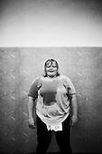 Krotoszyn 02.10.2010 Poland<br /> World champion medalists Sylwia Krzemien during training.<br /> Poles do not know much about sumo. Japan's national sport remains a mystery, except for the image of the very big and fat sumo wrestlers. However Polish sumo wrestlers have been, for many years, classified among world's leading sportsmen in this field. Since 1995 more and more followers join the sumo sections, fascinated with the art of fighting on the clay dohyo.<br /> Photo: Adam Lach / Napo Images<br /> <br /> Mistrzyni Swiata w sumo Sylwia Krzemien podczas treningu.<br /> Polacy niewiele wiedza o sumo. Narodowy sport Japonii to wciaz tajemnica. Kojarzy sie jedynie z wielkimi i grubymi mezczyznami. Jednak zawodnicy z Polski od lat naleza do swiatowej czolowki w tej dyscyplinie. Od 1995 roku w sekcjach sumo przybywa zawodnik&oacute;w zafascynowanych zmaganiami na glinianym dohyo.<br /> Fot: Adam Lach / Napo Images