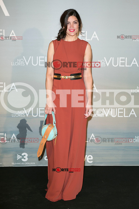 Jimena Mazzuco attends Claudia&acute;s Llosa &quot;No Llores Vuela&quot; movie premiere at Callao Cinema, Madrid,  Spain. January 21, 2015.(ALTERPHOTOS/)Carlos Dafonte) /NortePhoto<br />